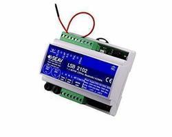 LSB 2102 DIN Rail / Radio + Bluetooth