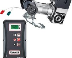 GIGAsedo + GIGAcontrol 100 Nm 400 V