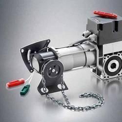 Motorisation porte industrielle
