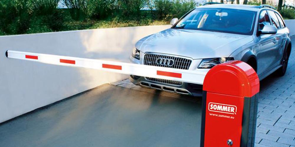 Motorisation de portails et portes de garage